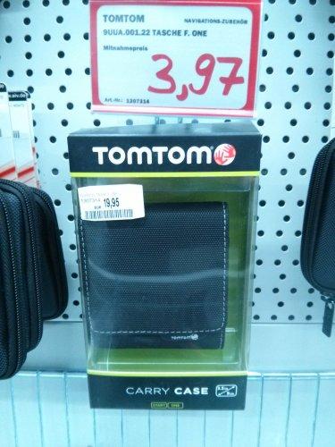 MM Neuss Original TomTom Navi Taschen Carry Case