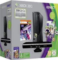 [Neu-Ulm] Media-Markt - XBox 360 250GB Kinect Bundle + 3 Games - 190€