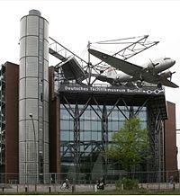 [BERLIN] Freier Eintritt Technikmuseum 25.8.2013