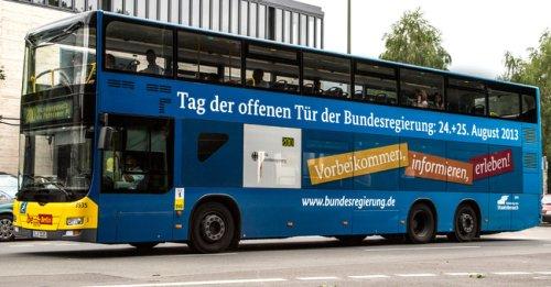 [BERLIN] Einladung zum Staatsbesuch 24. und 25. August 2013