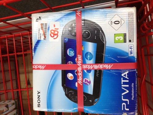 Rausverkauf MM Lippstadt - PS Vita Wifi für 99€