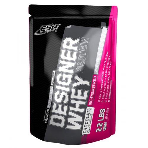 ESN Designer Whey (versch. Sorten) für 17,95 per kg.