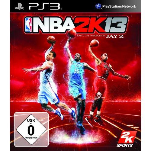 NBA 2K13 PS3 / XBOX @ Saturn.de ab 11,00 EUR (+ 1,5 % qipu möglich)
