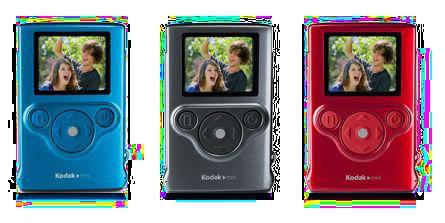 Kodak ZM1 für 28 Euro @Ebay - Wasserdichte Minikamera