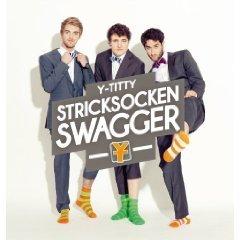 Y-Titty - Stricksocken Swagger ab 23.08. für nur 5€ bei Amazon.de [MP3]