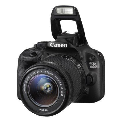 [zackzack.de] Canon EOS 100D + Objektiv EF-S 18-55mm 3.5-5.6 IS STM