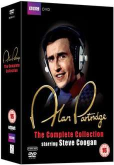 Alan Partridge - The Complete Collection DVD