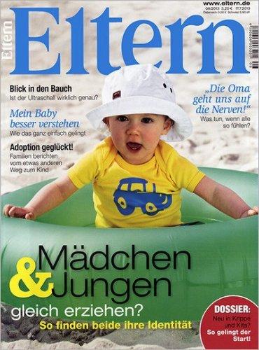 """Zeitschrift """"Eltern"""" für 8,40€"""