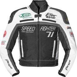 FASTLANE F71 Louis Motorrad Jacke für 24,90€ inkl. Versand ab Größe XL + 10€