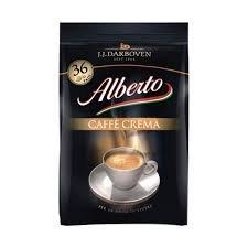 [bundesweit?] Alberto Caffe Crema oder Espresso Kaffepads (36 St.) @müller