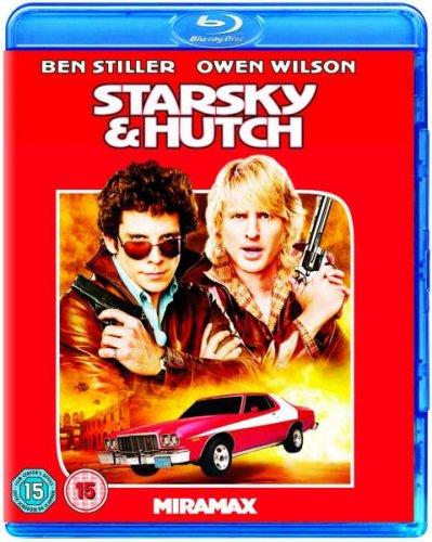 Blu-ray - Starsky & Hutch für €5,27 [@Zavvi.com]