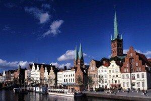 Hotel: Ostsee-Wochenende plus Altstadtflair: zentrales Doppelzimmer in Lübeck 40,- € (September - November)