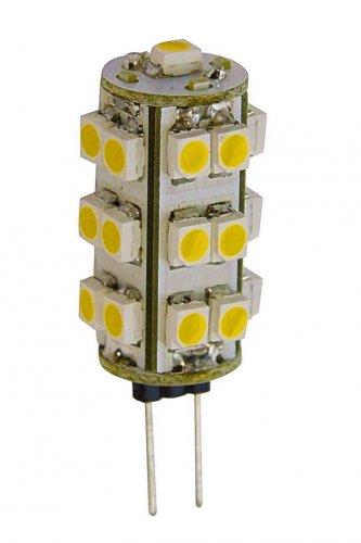 Marken LED G4 Stift 1,25 Watt 25 SMD wie 20 Watt Halogen / +4,90€ DHL Portokosten
