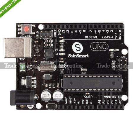 Arduino-Clone für ca. 8 Euro inkl. Versand