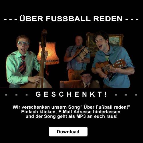 """Gratis Download Song Mp3 von """"Kapelle Petra"""" - """"Über Fußball reden"""""""