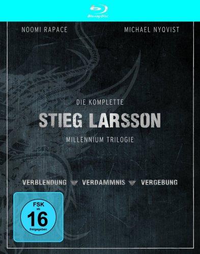 [Amazon] Amazon kontert -> Millennium Trilogie (+ DVD) [Blu-ray] -> 7,99 € inkl. Versandkosten