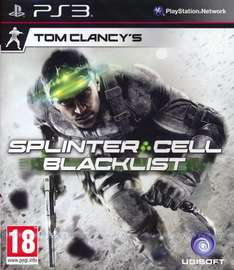 Splinter Cell Blacklist AT-Version - XBox360 & PS3
