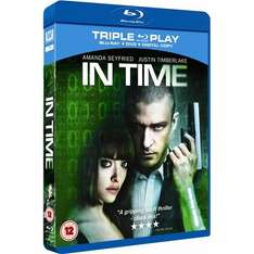 Blu-ray - In Time (Triple Play Edition / 2 Discs) für €6,95 [@Zavvi.com]