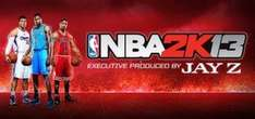 [STEAM] NBA2K13 für 7,50 €