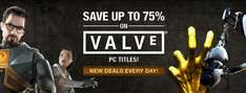 [Steam][GameFly] 60-75% auf Valve Titel:Left 4 Dead 1 u.2, Half-Life,Half-Life 2,Counter-Strike und mehr :)