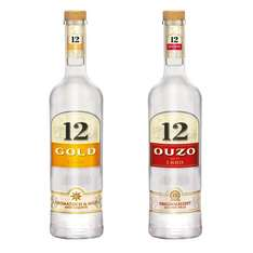 [offline] [lokal? Köln Raderberg] Ouzo 12 und Ouzo 12 Gold