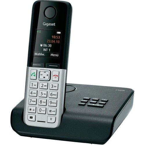 Säckchen der geheimnisvollen Schnäppchen | Gigaset C300A schnurloses analoges Telefon mit AB - 25€ inkl. VSK @ebay