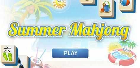 [Amazon] Gratis-App des Tages:  Summer Mahjong