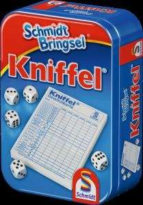 Lokal : [Unna.Hamm] Schmidt - Bringsel Spiele : Kniffel, Stadt-Land-Fluss, Mensch-ärgere..., Schiffe versenken u.a. 1€