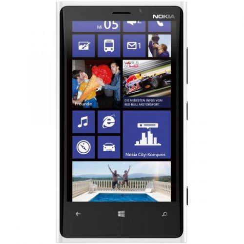 "Nokia™ - Lumia 920 Smartphone (4.5"" IPS 1280x768,8.7MP/AF/D-LED Cam,32GB,LTE,NFC,WP 8) ab €268,93 [@GetGoods.de]"