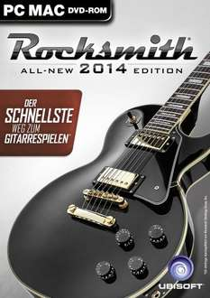 Amazon Gamescom Aktion! Rocksmith 2014