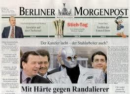1 Monat Berliner Morgenpost + 15 € Amazon Gutschein für 18,90 €