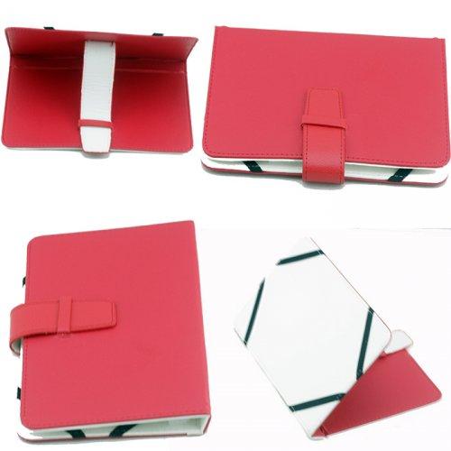 (CN) universal Kunstlederhülle in verschiedenen Farben für 7 Zoll Tablets ab 2,95€ @ Ebay