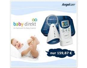 Angelcare Geräusch- und Bewegungsmelder AC401 für 148,67 € vk-frei