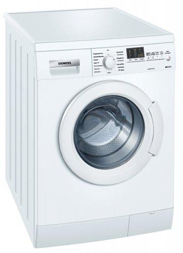 Siemens iQ300 WM14E425 Waschmaschine Frontlader / A+++ / 1400 UpM / 7 kg / weiß / Outdoor-, Hemden/Business-, 15-Minuten Programm / VarioPerfect / EcoPlus