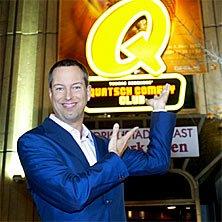20% Rabatt beim Quatsch Comedy Club in Berlin auf Todaytickets.de