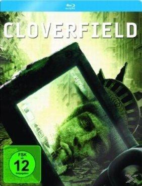 Cloverfield Steelbook [Bluray] für 6€ @Media Markt