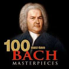 Amazon MP 3 Album - 100 Must-Have Bach Masterpieces Nur 2,02 €