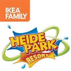 Unkompliziertes 2für1 im Heidepark Soltau durch IKEA Family Card