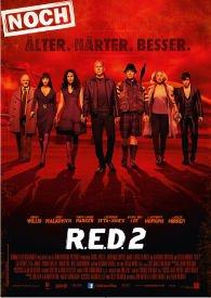 2. CHANCE - Fast kostenlos ins Kino zu R.E.D. 2 (jeder 3. Anruf gewinnt)