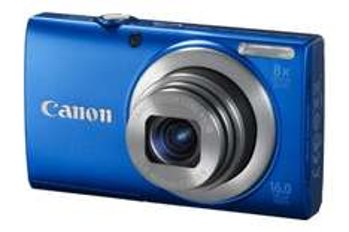 "Canon™ - Digitalkamera ""PowerShot A4000 IS"" (16 MP,8-fach opt.Zoom, 3"" Display,bildstabilisiert) ab €48,17 [@eBay.de]"