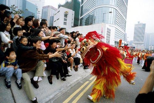 Reise: 6 Tage Chinesisches Neujahrsfest in Hongkong (Flug, Transfer, zentrales 3* Hotel) 738,- € p.P. (Januar / Februar)