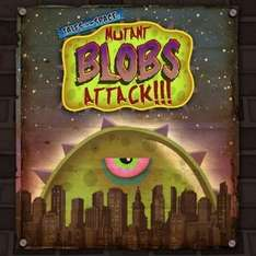 Tales From Space: Mutant Blobs Attack[Steam] für 3€ @Amazon.com