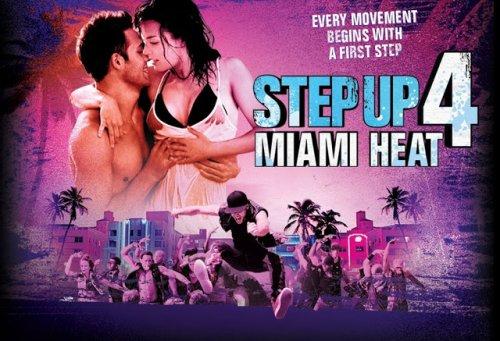 [Lokal Müller Haag i. Ob.] Bluray Step Up Miami Heat