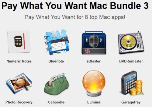 (MAC) Das Pay What You Want Mac Bundle 3.0 von Paddle mit 8 Apps