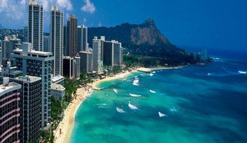 Flüge: Hawaii in Business Class ab Brüssel 2050,- € hin und zurück (August - April, auch über Silvester)