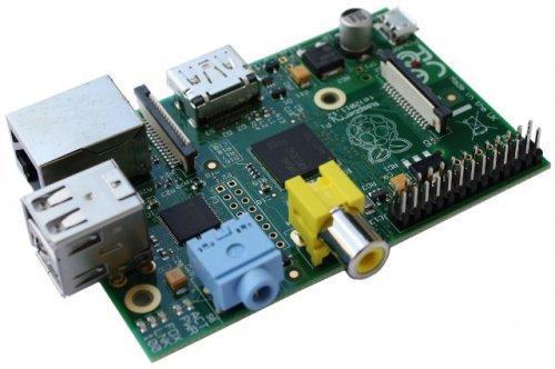 Raspberry P Modell A für 22,90 bei Vesalia