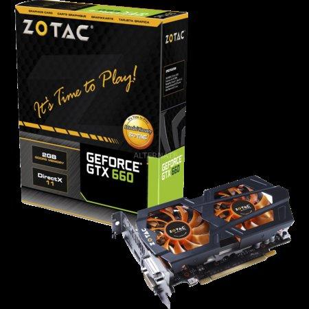 """[ZackZack] ZOTAC Grafikkarte PCIe 2GB """"Geforce GTX 660"""""""