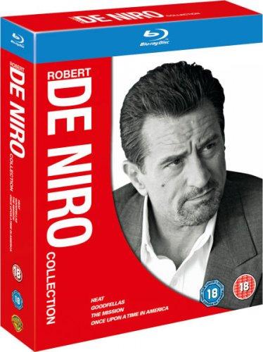 zavvi.com: The Robert De Niro Collection auf Blu-ray (3 von 4 Filmen auf deutsch) für etwa 10,49€