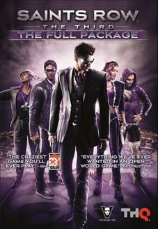 [Steam] Saints Row: The Third The Full Package oder The Orange Box  für je 5.59€ @ Gamefly