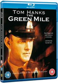 Blu-ray - The Green Mile für €6,26 [@Zavvi.com]
